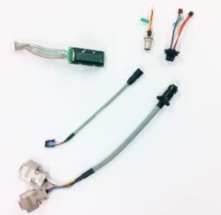 産業機械装置用ワイヤーハーネス
